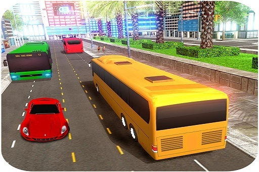 Coach Bus Simulator 2020