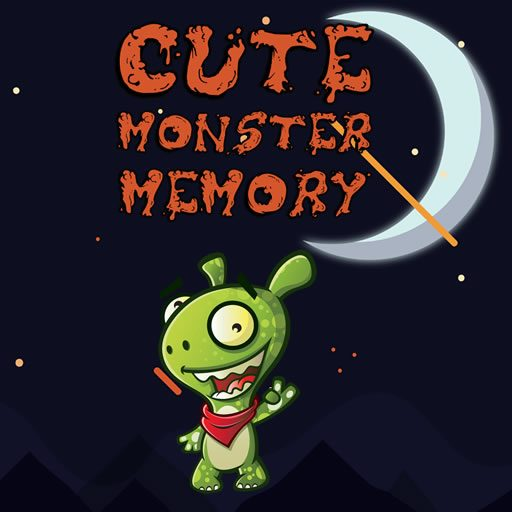 Cute Monsters Memory
