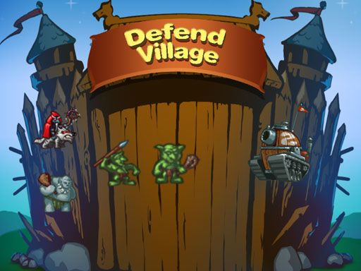 Defend Village