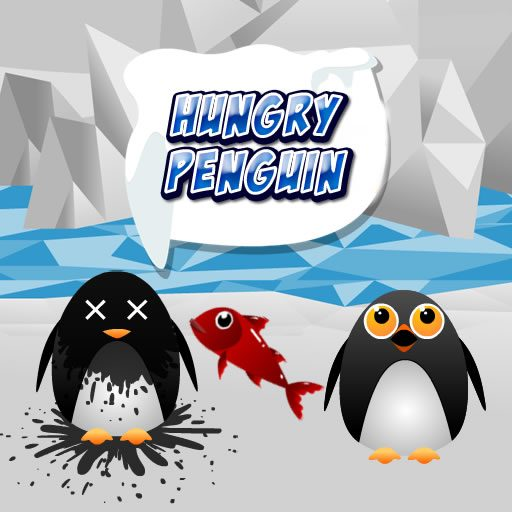 Hungry Penguin