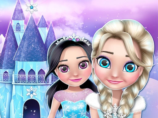 Ice Princess Doll House