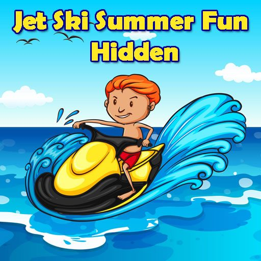 Jet Ski Summer Fun Hidden