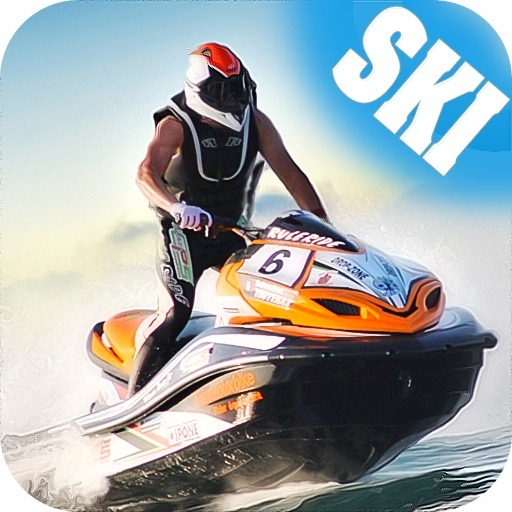 Jet Sky Boat Champion Ship Race Xtreme Boat