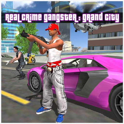 Real Gangster Simulator Grand City