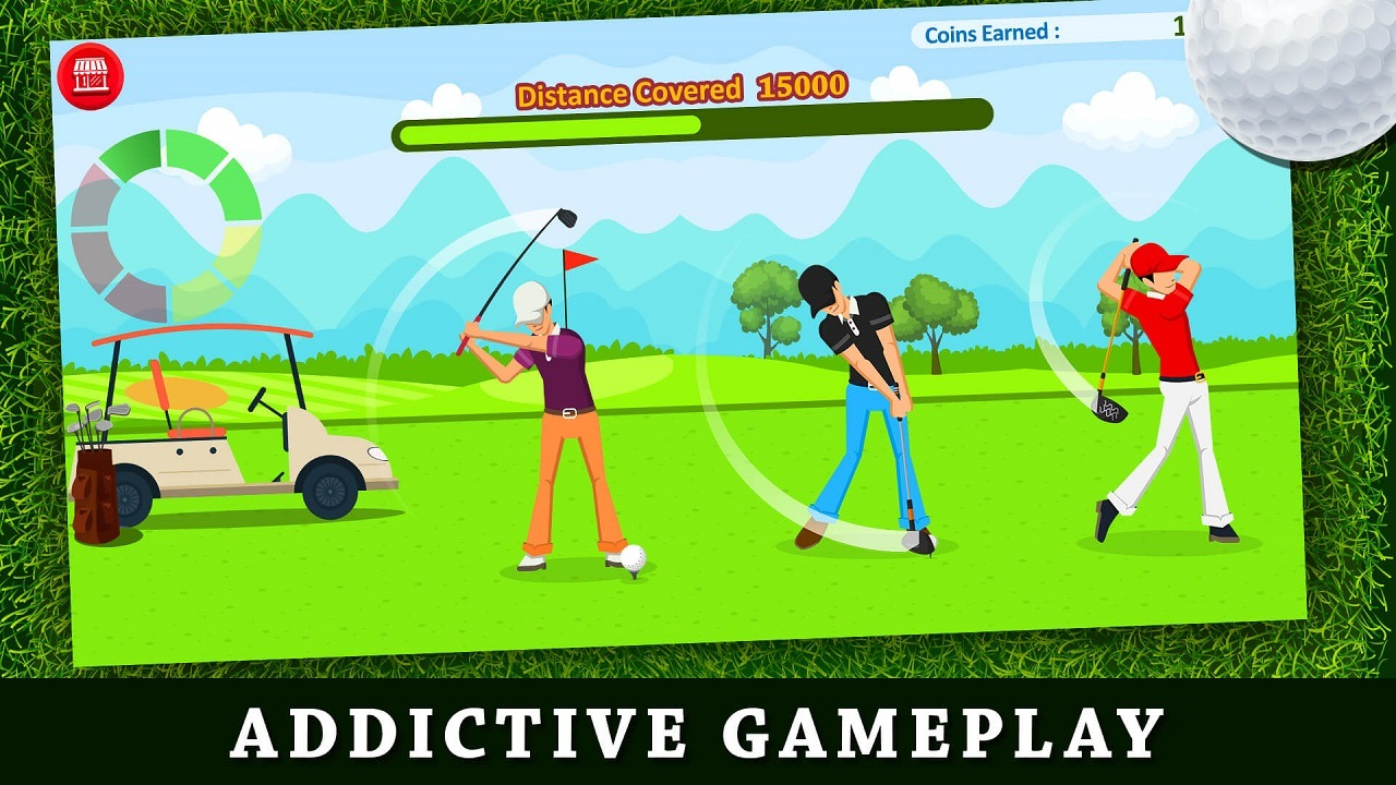 Real Golf Royale Game
