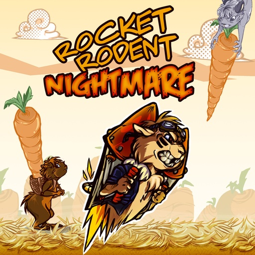 Rocket Rodent Nightmare