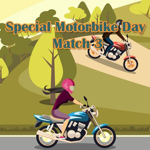 Special Motorbike Day Match 3